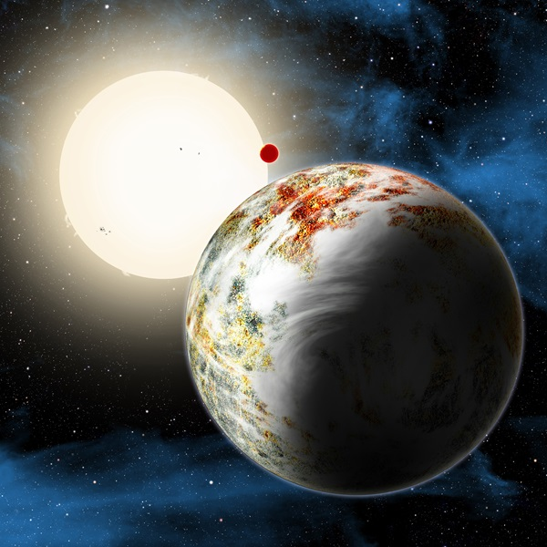 """Astronomers find a new type of planet: the """"mega-Earth."""""""