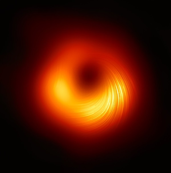 firstblackholemagfield